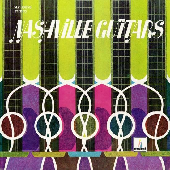 Cover Nashville Guitars (Remastered)