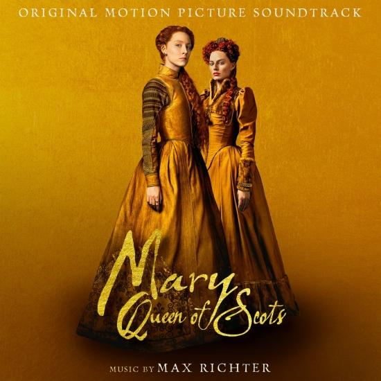 Cover Mary Queen Of Scots (Original Motion Picture Soundtrack)