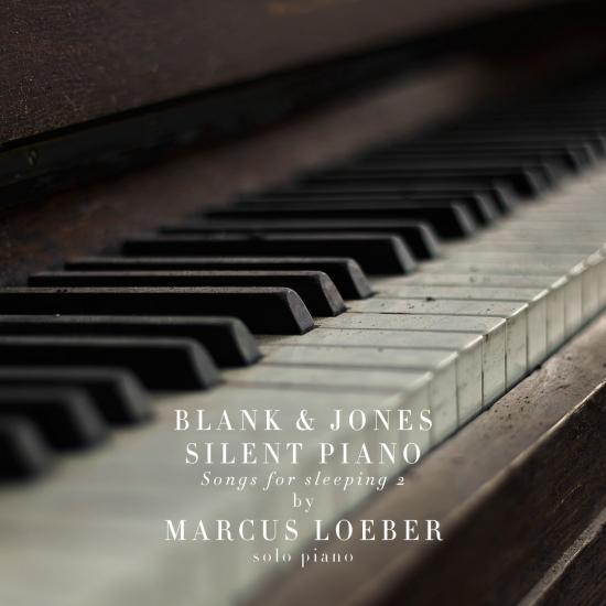 Cover Silent Piano (Songs for Sleeping) 2