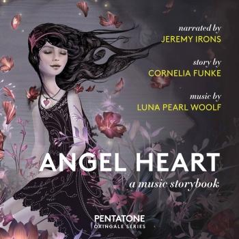 Cover Angel Heart: A Music Storybook