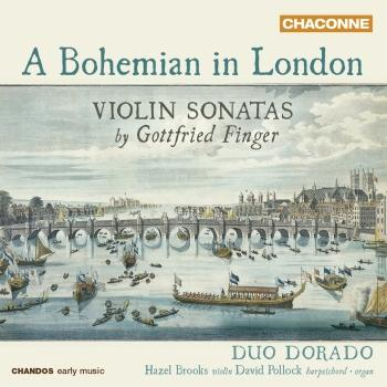 Cover A Bohemian in London