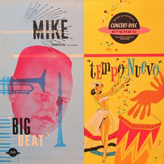 Cover The Opposite Sides of Mike (Remastered)