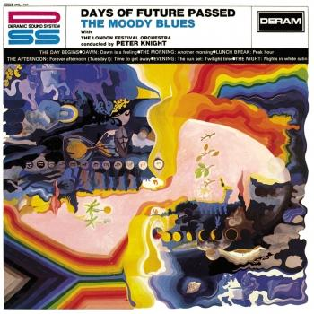 Cover Days Of Future Passed