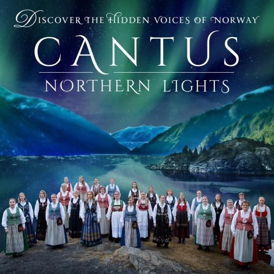 Cover Frode Fjellheim: Northern Lights
