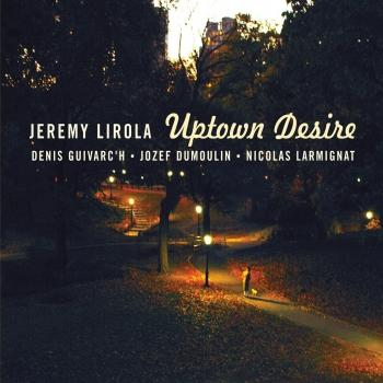 Cover Uptown Desire