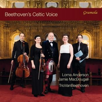 Cover Beethoven's Celtic Voice
