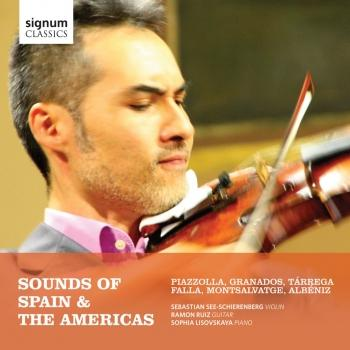 Cover Sounds of Spain & The Americas