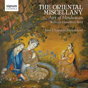 Cover Bird: The Oriental Miscellany