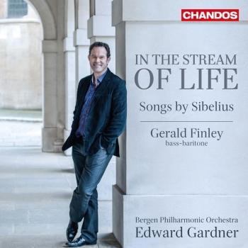 Cover In the Stream of Life: Songs by Sibelius