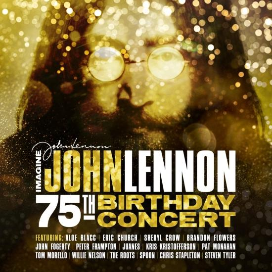 Cover Imagine: John Lennon 75th Birthday Concert (Live)