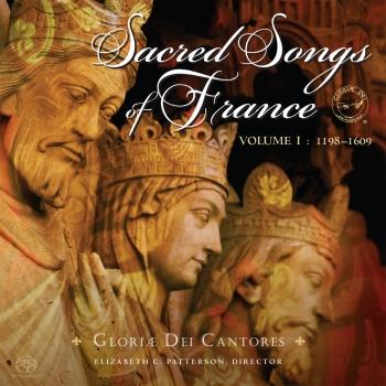 Cover Sacred Songs of France, Vol. 1
