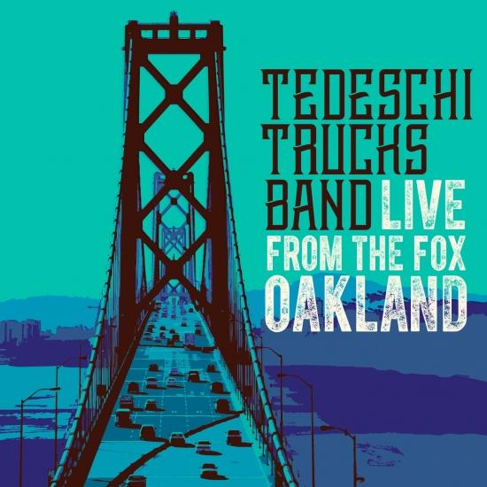 Cover Live From The Fox Oakland
